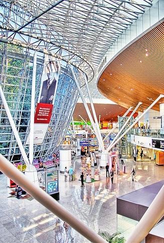 Aéroport de Kuala Lumpur (Flickr / C.Chan)