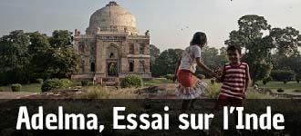 Découvrez Adelma, Essai sur l'Inde