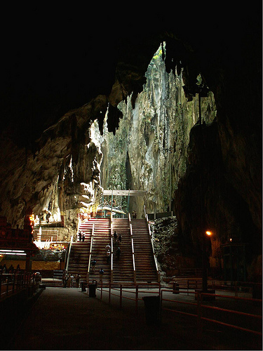 Grotte principale (Flickr / Auswandern Malaysia)