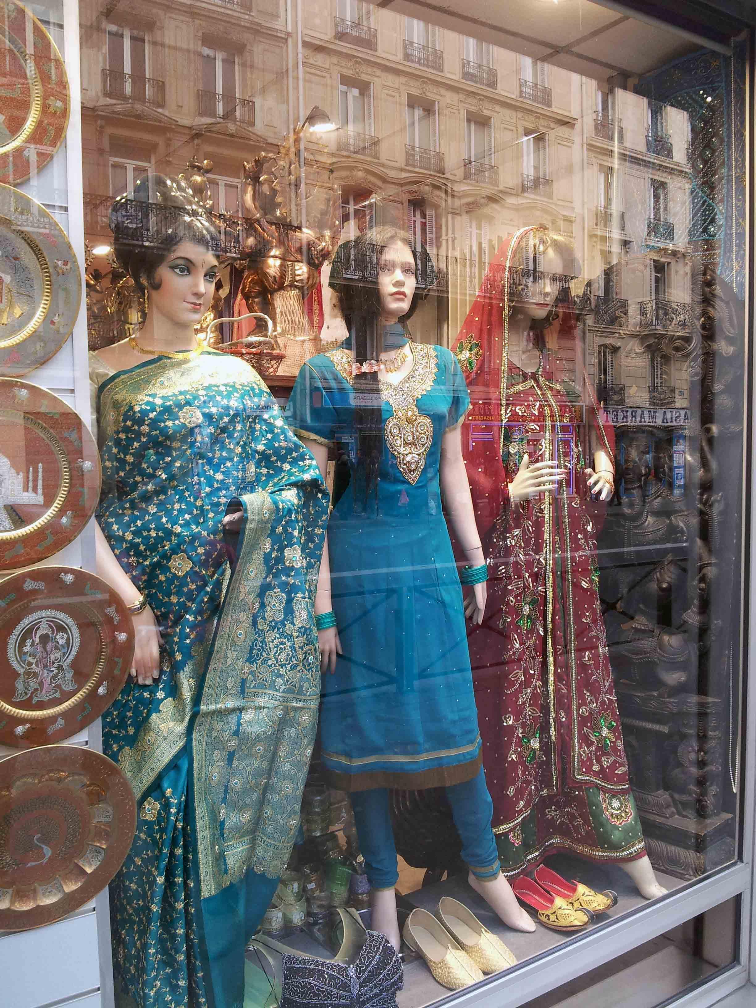 Les bonnes adresses du quartier indien paris pi ton de l 39 air - L indien boutique paris ...