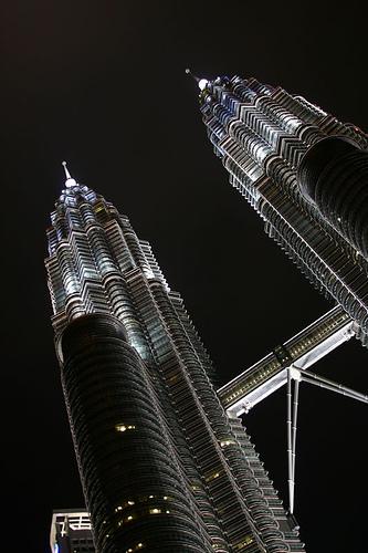Tours Petronas (Flickr / Bryan T.)