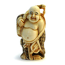 Un exemple de netsuke japonais