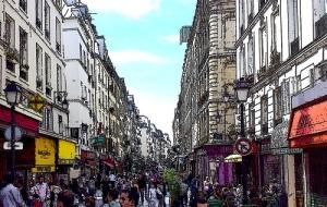 Rue Montorgueuil